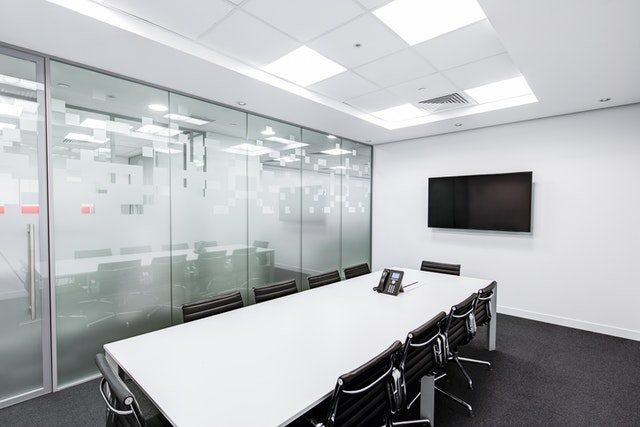 Diwodo aide les bureaux et salles de réunions