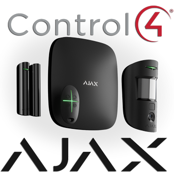 Ajax Driver Pack for Control4