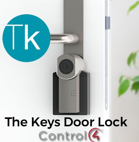 Serrure connectée The Keys